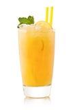 Erneuerndes kaltes Zitrone Cocktail Lizenzfreie Stockfotos