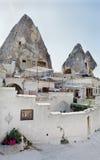 Erneuerte Koza Höhle Goreme Cappadocia Lizenzfreies Stockbild