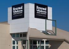 Erneuerung durch Andersen Retail Showroom Exterior Lizenzfreie Stockfotos