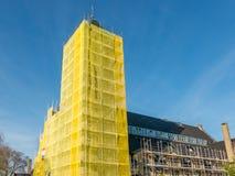 Erneuerungsfassadenkirche Lizenzfreies Stockbild