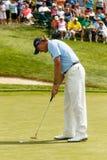 Ernie Els en el torneo conmemorativo Foto de archivo