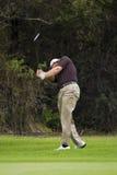 Ernie Els - fairway disparado - NGC2010 Foto de Stock