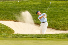 Ernie Els at the Memorial Tournament Royalty Free Stock Photography