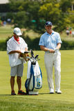 Ernie Els at the Memorial Tournament Stock Images