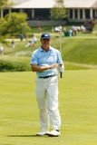 Ernie Els at the Memorial Tournament Royalty Free Stock Photo