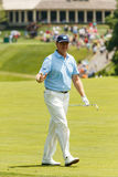 Ernie Els at the Memorial Tournament Royalty Free Stock Images