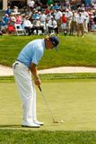 Ernie Els at the Memorial Tournament Royalty Free Stock Photos