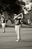 Ernie Els - NGC2010 Royalty Free Stock Photo