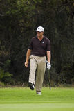 Ernie Els op Fairway - NGC2010 Stock Foto's