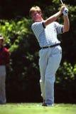 Ernie Els Professional Golfer Imágenes de archivo libres de regalías