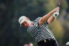 Ernie Els Professional Golfer Foto de archivo libre de regalías