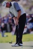 Ernie Els Professional Golfer Imagen de archivo libre de regalías