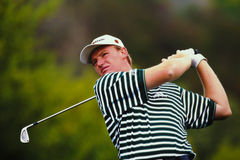 Ernie Els Professional Golfer Stock Photography