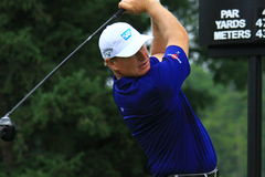 Ernie Els of South Africa Stock Images