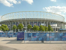 Ernst-Happel-Stadium in Vienna Royalty Free Stock Image