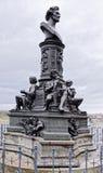 Ernst Rietschel Memorial with three allegorical figures symboli Royalty Free Stock Image