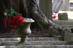 Ernster Vase stockfotografie