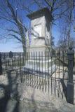 Ernstige plaats van Daniel Boone, Frankfurter worstje, KY royalty-vrije stock foto's