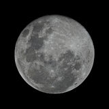 Ernte-Mond stockfoto