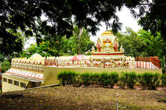Erode park Royalty Free Stock Photography