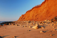 Eroded Cliffs Stock Photos