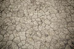 Eroded earth texture royalty free stock photos
