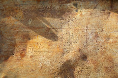 Eroded metal background Stock Image
