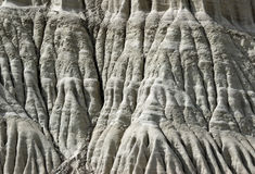 Eroded Rock Detail Stock Photography