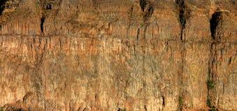 Eroded rocks Stock Image