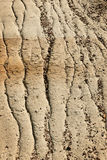 Eroded soil Stock Photos