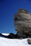 eroderad sten Royaltyfria Bilder