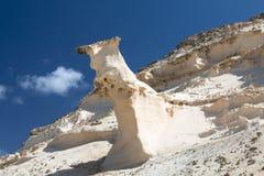 Eroding Rocks, Fuerteventura Royalty Free Stock Images