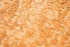 Eroding sandstone wall Royalty Free Stock Photo