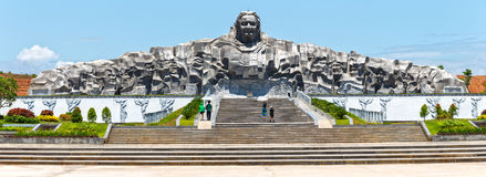 Eroe delle donne della statua più grande Fotografia Stock Libera da Diritti