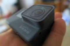 Eroe 5 di GoPro fotografia stock