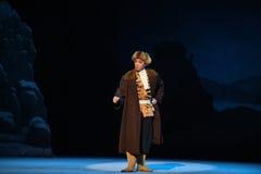 """Eroe solo Yang Zirong-Peking Opera che """"Taking il  del € di Tiger Montain By Strategyâ Immagini Stock Libere da Diritti"""