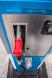 Erogatore per benzina Immagine Stock Libera da Diritti
