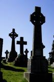 Eroi celtici coraggiosi Fotografie Stock