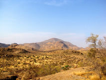 Erongo Mountains Royalty Free Stock Images