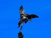 Eros dans le ciel Photographie stock