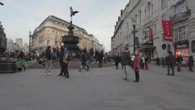 Eros Fountain London filme