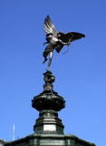 Eros Piccadilly Circus Stock Photo