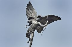 Eros Piccadilly Circus Royalty Free Stock Photo