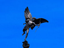 Eros in the sky Stock Photography