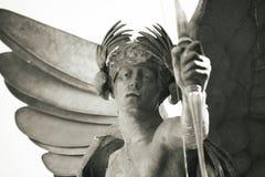 eros statua obraz stock