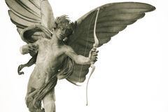 Eros statue Royalty Free Stock Images