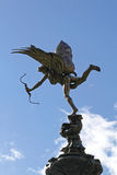 Eros Statue London Stock Images