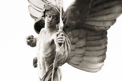 Eros statue Royalty Free Stock Photo