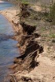 Erosión Imagen de archivo