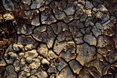 erosión Fotos de archivo